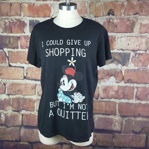 Disney Minnie Mouse T Shirt Size XL Shopping